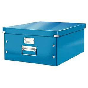 LEITZ Click & Store Aufbewahrungsbox 1800 Blatt blau 36,9 x 48,2 x 20,0 cm