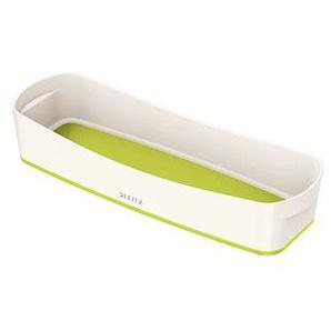 LEITZ MyBox Aufbewahrungsbox 0,6 l weiß 30,7 x 10,5 x 5,5 cm