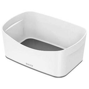 LEITZ MyBox Aufbewahrungsbox 3,0 l weiß 24,6 x 16,0 x 9,8 cm