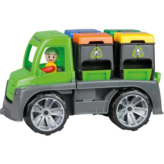 LENA TRUXX Recycling Truck Schaukarton