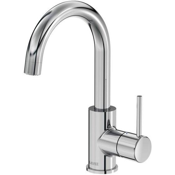 Lenz Niederdruck-Waschtischarmatur Bow 2 verchromt 28,2 cm