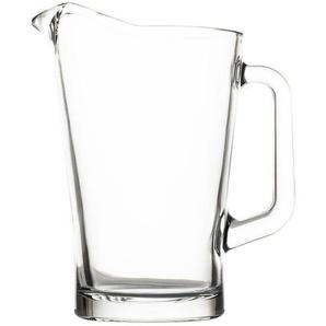 LEONARDO Krug  Ciao ¦ transparent/klar ¦ Glas  ¦ Maße (cm): B: 19 H: 23,5 T: 14 Gläser & Karaffen  Karaffen, Krüge » Höffner