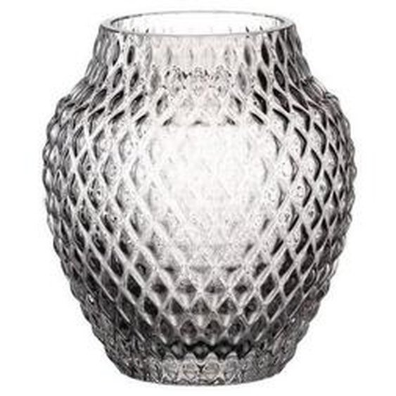 LEONARDO Tischvase »POESIA Grau 11 cm«