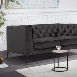 Leonique 2-Sitzer »Namarda«, im Chesterfield-Design