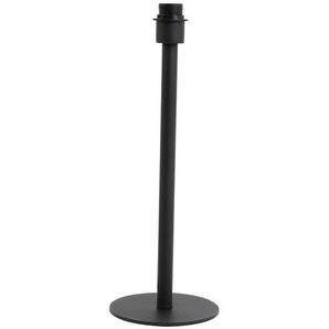 LEUCHTENFUß Rodrigo , Schwarz , Metall , 52 cm , Innenbeleuchtung, Lampenschirme & -füße