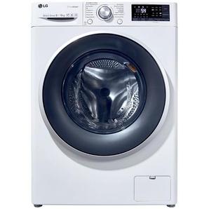 LG Electronics Waschtrockner  F 14WD96 EH1 ¦ weiß ¦ Kunststoff, Glas , Metall-lackiert ¦ Maße (cm): B: 60 H: 85 T: 61 Elektrogeräte  Waschtrockner » Höffner