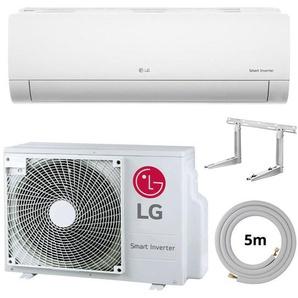 LG Split Klimaanlage Standard Plus R32 Wandgerät 3,5 kW 5m Komplett-Set EEK: A++ / A+
