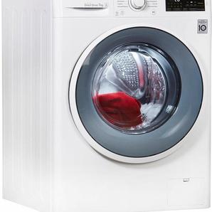 Waschmaschine F14WM7EN0, Fassungsvermögen: 7 kg, weiß, Energieeffizienzklasse: A+++, LG
