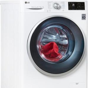 Waschtrockner Serie 5 F14WD85TN1, weiß, Energieeffizienzklasse: A, LG