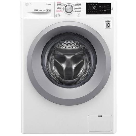 LG Waschvollautomat F14WM 7KS1, A+++, 7Kg