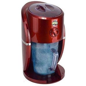 lickleys Schnee Konus Eis Rasierer/Eisgetränk Hersteller Macht Startseite Eis Getränke, Schnee Kegel, slurpees - Red Machine
