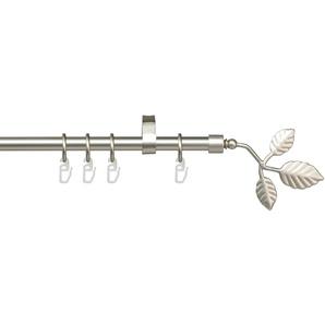 Liedeco Gardinenstange »Bacchus 16 mm«, silber