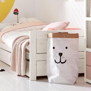 Jugendzimmer in weiss preisvergleich moebel 24 for Jugendzimmer ausziehbett