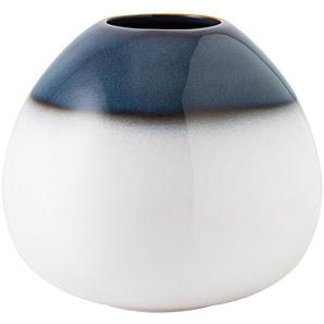 like. by Villeroy & Boch Tischvase »Lave Home«, like. by Villeroy & Boch Lave Home Vase Egg Shape, Bleu