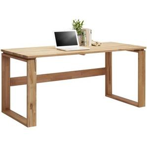 Linea Natura: Tisch, Buche, Buche, B/H/T 160 75 70