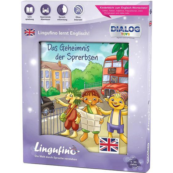 Lingufino Erweiterungs-Set das Geheimnis der Sprerbsen