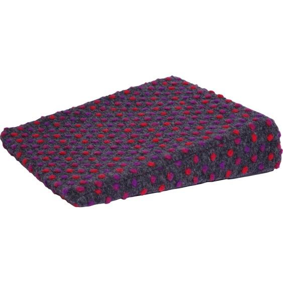 Linke Licardo Keilkissen Punkte, aus reiner Schurwolle B/L: 40 cm x cm, 1 St. schwarz Sitzkissen Kissen