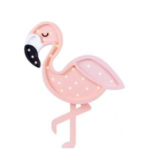 little lights LED Tischleuchte »Flamingo«, mit Dimmer und Fernbedienung, Timer