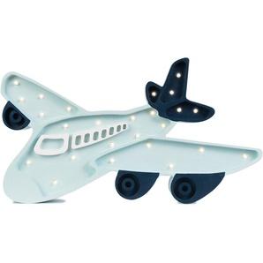 little lights LED Tischleuchte »Flugzeug«, mit Dimmer und Fernbedienung, Timer