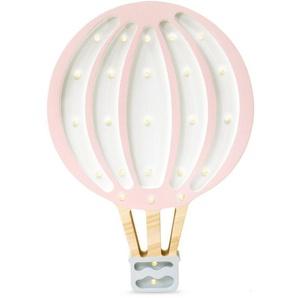 little lights LED Tischleuchte »Heißluftballon«, mit Dimmer und Fernbedienung, Timer