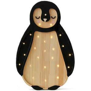 little lights LED Tischleuchte »Pinguin«, mit Dimmer und Fernbedienung, Timer