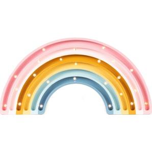 little lights LED Tischleuchte »Regenbogen«, mit Dimmer und Fernbedienung, Timer