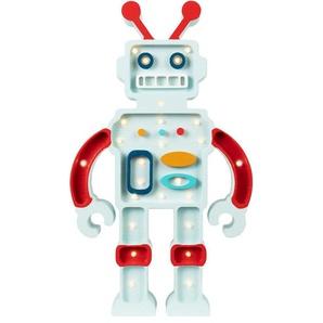little lights LED Tischleuchte »Roboter«, mit Dimmer und Fernbedienung, Timer
