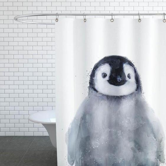 Little Penguin - Duschvorhang