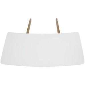 Carryhome: Ansteckplatte, Eiche, Eiche, Weiß, B/H/T 90 1,8 50