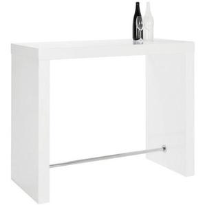Carryhome: Tisch, Weiß, B/H/T 60 105 130