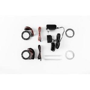 Livetastic Led-Spot , Schwarz, Weiß , Metall, Kunststoff , A+ , 6x1x6 cm , Innenbeleuchtung, Einbauleuchten