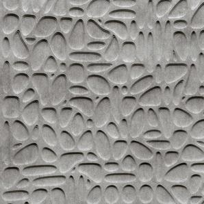 living walls Fototapete Walls by Patel Maze 1 B/L: 5 m x 2,5 m, St. grau Fototapeten Tapeten Bauen Renovieren