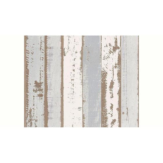 LIVINGWALLS Vliestapete »Authentic Walls Vintage Holz Optik«