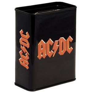LOGOSHIRT Spardose mit AC/DC Logo