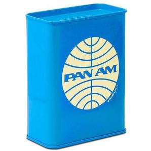 LOGOSHIRT Spardose mit Pan Am-Logo