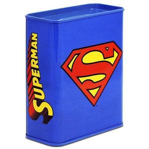 LOGOSHIRT Spardose mit Superman-Logo