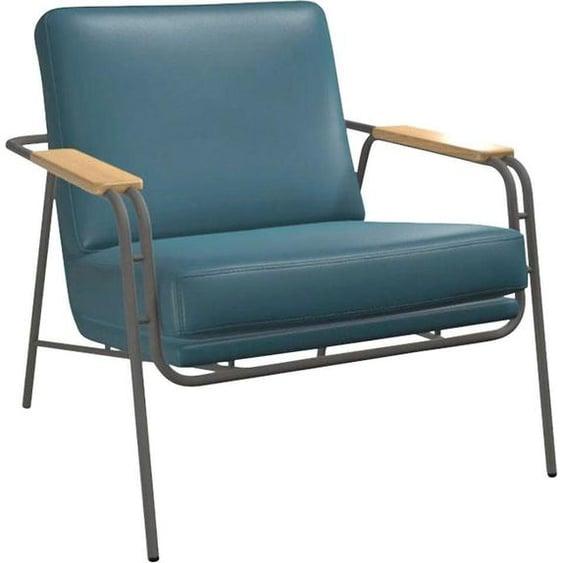 Lounge-Sessel , blau »TIBBE«, bert plantagie, lackiert»TIBBE«
