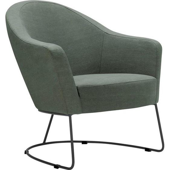 Lounge-Sessel , FSC®-zertifiziert, grün »Grape«, LOVI»Grape«