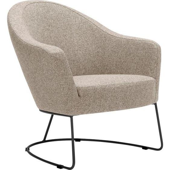 Lounge Sessel  »Grape«, FSC®-zertifiziert, beige, LOVI»Grape«