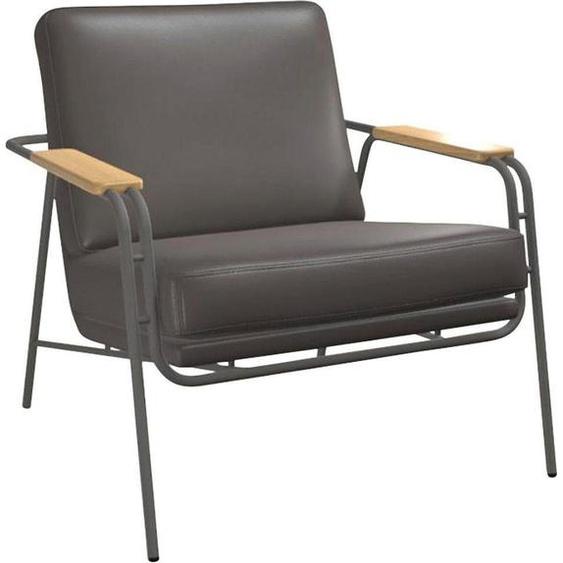 Lounge Sessel  »TIBBE«, braun, bert plantagie, lackiert»TIBBE«