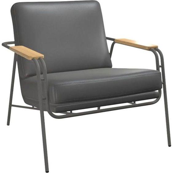Lounge Sessel  »TIBBE«, grau, bert plantagie, lackiert»TIBBE«