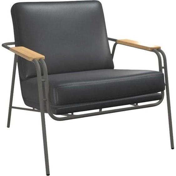 Lounge Sessel  »TIBBE«, schwarz, bert plantagie, lackiert»TIBBE«