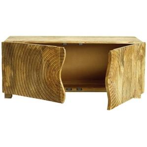 heine home Lowboard kunsthandwerklich gefertigt