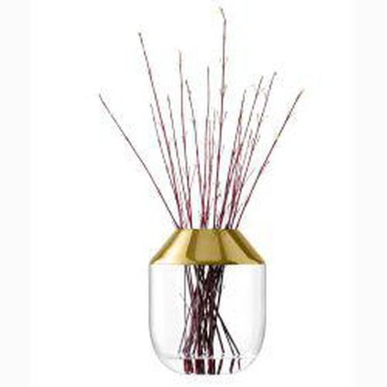LSA International Vase Flower Space XL, goldfarben 32x32x39cm