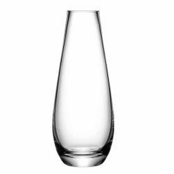 LSA International Vase für lange Stiele, klar 11,5x11,5x29cm