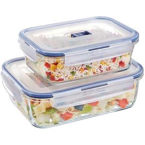 LUMINARC Set Pure Box Frischhaltedosen, BPA frei