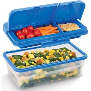 Lunchbox »Lunch & Go«, L/B/H, Metaltex