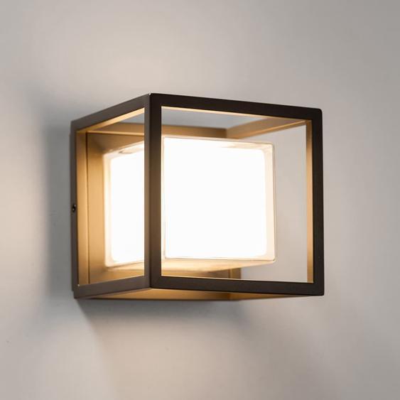 Lupia Licht Quadro W Außenwandleuchte