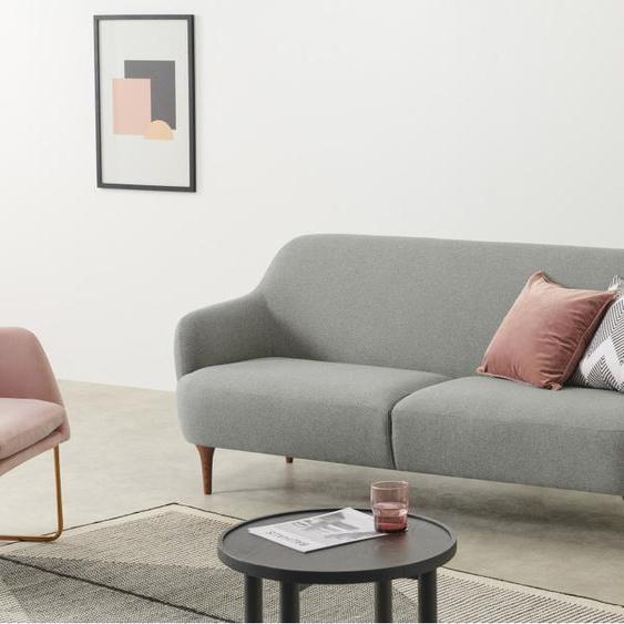 Lupo 3-Sitzer Sofa, Felsengrau