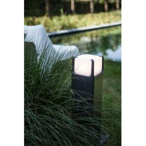Lutec LED-Wegeleuchte Armor Anthrazit EEK: A+
